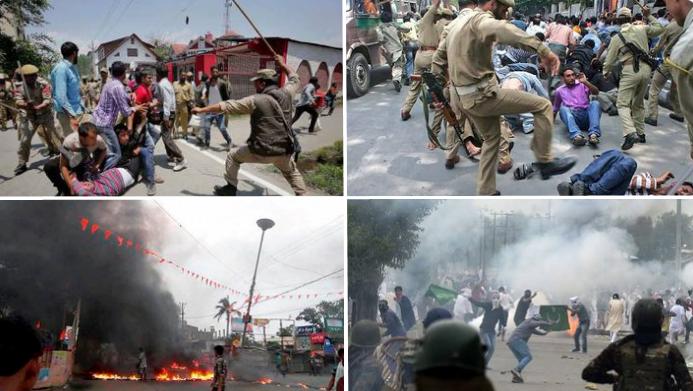 Fake News After Revoking Article 370 and Bifurcation of Jammu & Kashmir