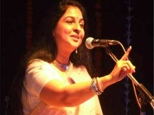 Image of Gitanjali Rai, ghazal and devotional singer