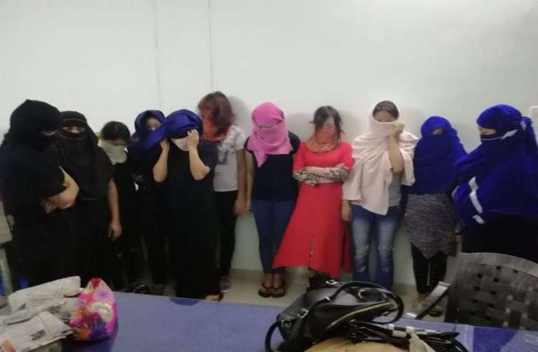 Image about Chhattisgarh Police Rescued 46 Girl Victims of Love Jihad