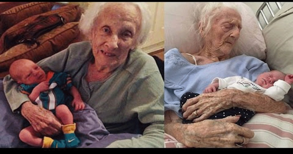 Image about 101-Year-Old Woman Gives Birth to Her 17th Baby