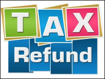 Image about Income Tax Refund Emails to Update Your Information