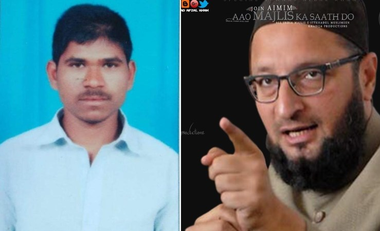 Hyderabad Rapist Mohammed Pasha is Owaisi's Nephew: Fact Check