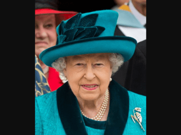 Image about Royal Queen Elizabeth II Died of Heart Attack