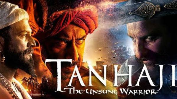 Tanhaji movie poster
