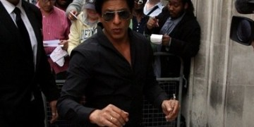 Image about Shahrukh Khan Arrested at London Airport for Anti-CAA Protest