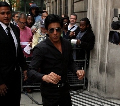 Shahrukh Khan Arrested at London Airport for Anti-CAA Protest: Fact Check