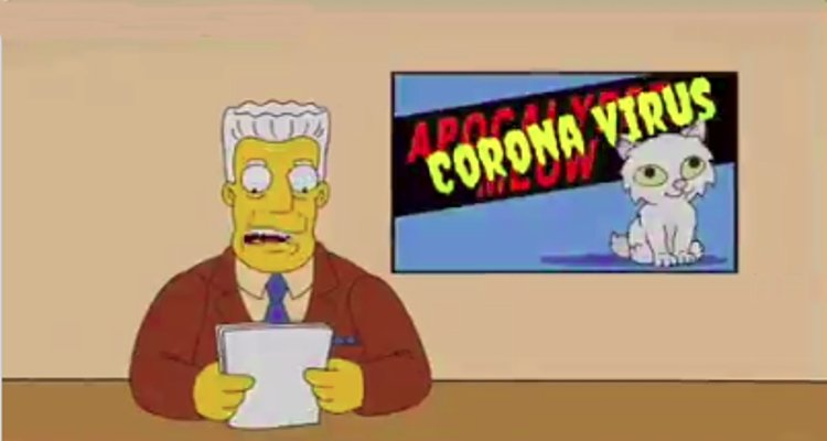 A Simpsons Episode in 1993 Predicted Coronavirus Outbreak: Fact Check