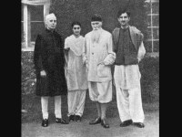 Image about Rare Picture of Indira Gandhi, Husband & Father-in-Law