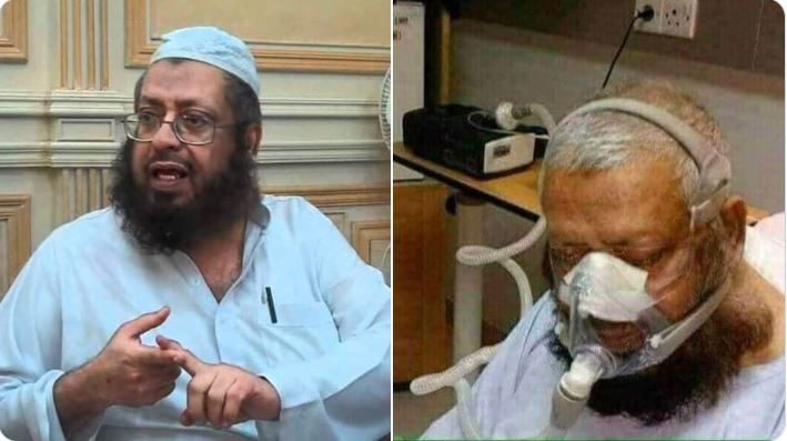 Image about Mufti Naeem Against Mosque Prayers Stop, Gets Coronavirus