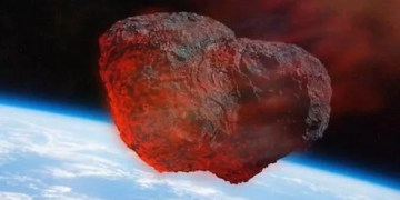 Image about NASA Says 4KM Huge Asteroid will Destroy Earth in Apr 2020
