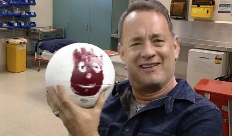 Tom Hanks Has Wilson Company in Coronavirus Quarantine: Fact Check