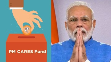 Image about Beware of Fake PM CARES Fund UPI IDs