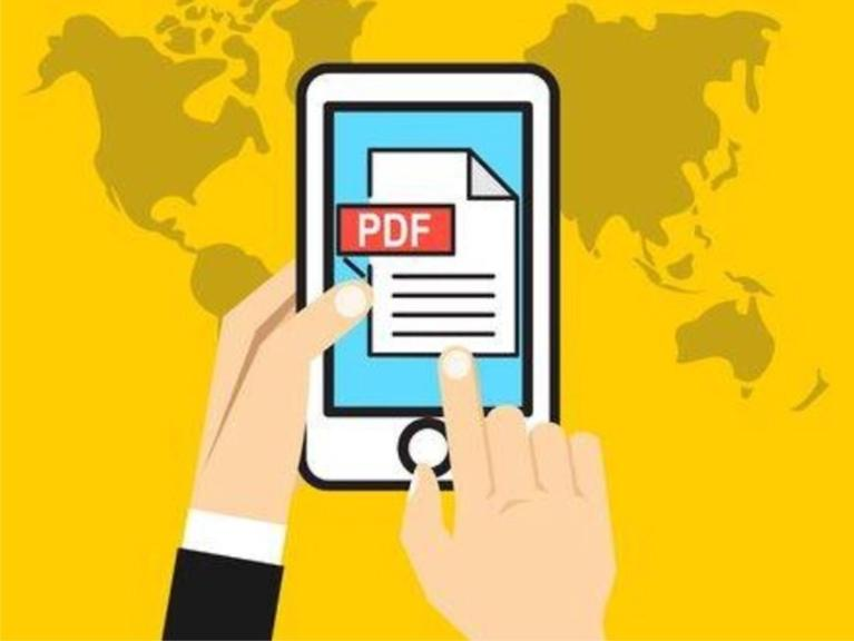 Image about Circulating Newspapers PDFs in WhatsApp Groups Illegal