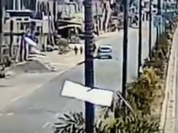 Image about Muslim Woman and Her Daughter Killed by a Car, Video