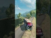 Image about Awesome Bus U-Turn Ever Seen on Earth, Video