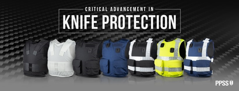 Image of Knife protection body armour