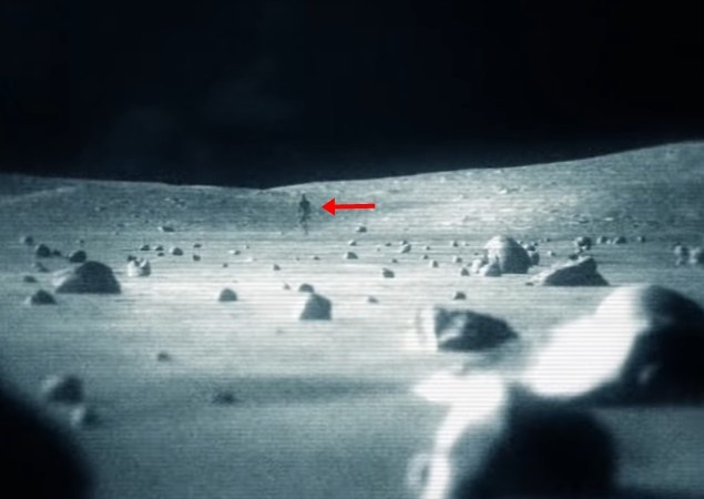Alien Found on Moon During Apollo 11 Mission, Video: Fact Check