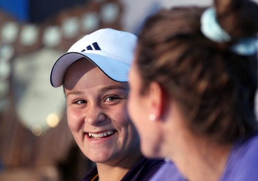 Photo Gallery - Main draw day 4 - Hobart International Tennis