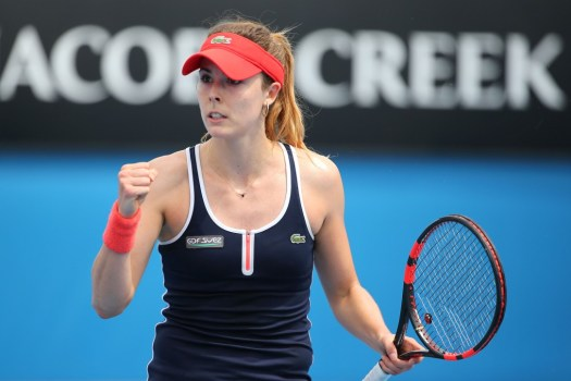 Determined Alize Cornet and Barbora Strycova ready for ...
