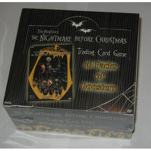 Factory Sealed Booster Box NECA Nightmare Before Christmas