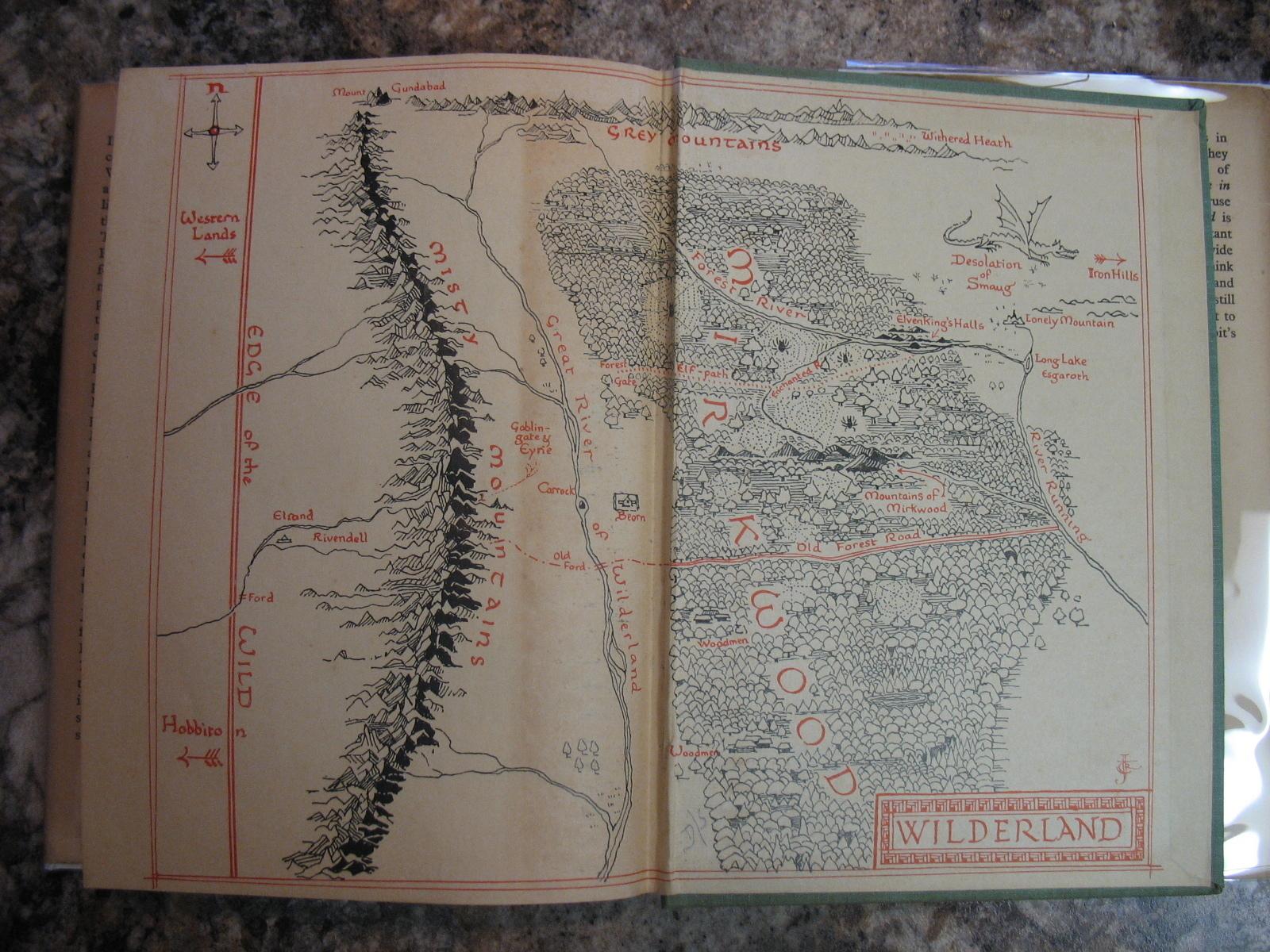 Hobbit Rare Books For Sale
