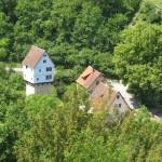 Bilde av hus med skikkelig grunnmur