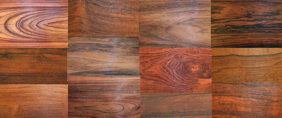Brazilian Rosewood Lumber For Sale