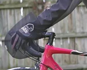 Bar Mitts bicycle handlebar covers