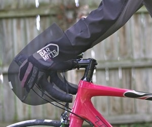 Bar Mitts bicycle handlebar covers