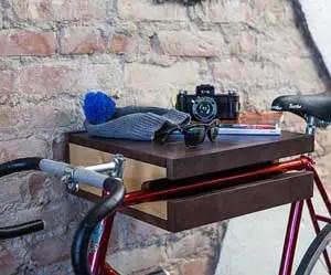 Fixa multifunctional bike rack