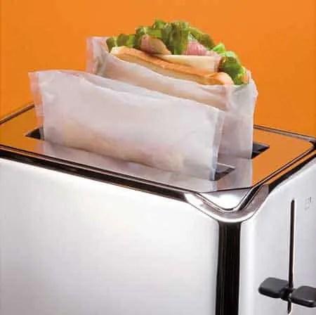 Toastit toaster bags