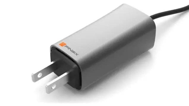 Finsix Smart small lapto adapter