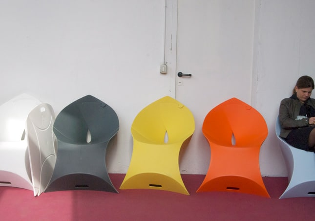 Flux chairs colors