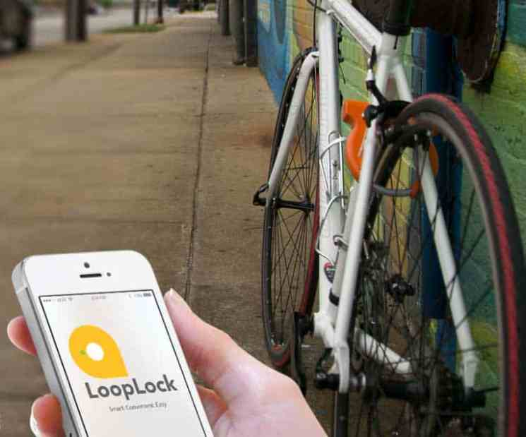 Looplock-smart-bike-lock