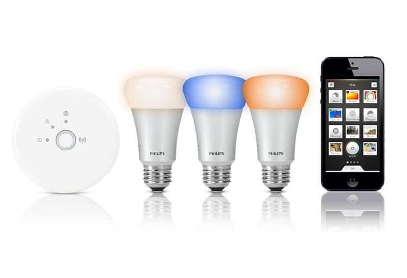 Philips-Hue-wifi-connected-bulbs