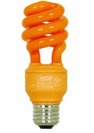 Amber-Orange-Bulbs