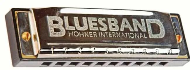 Blues-Band-Harmonica