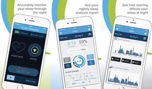 SleepRate-iPhone-App
