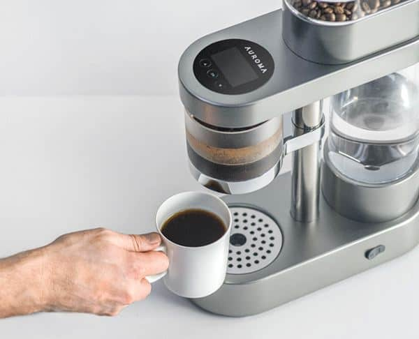 a.k.a. Coffee Science Machine