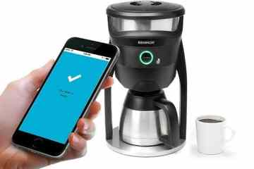 Behmor Connected smart coffee maker