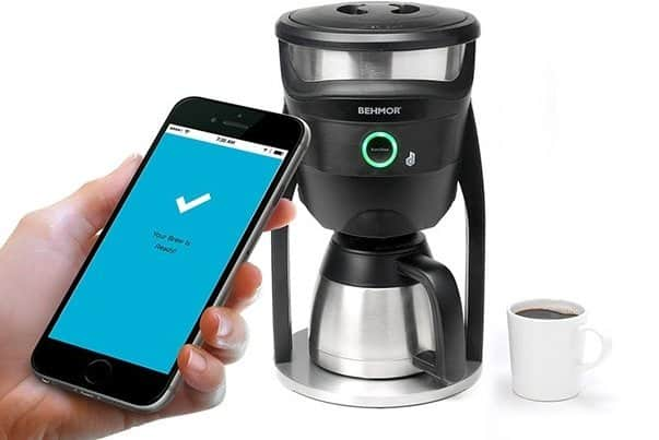 Smart Brews: 6 Wifi Enabled Coffee Makers hobbr