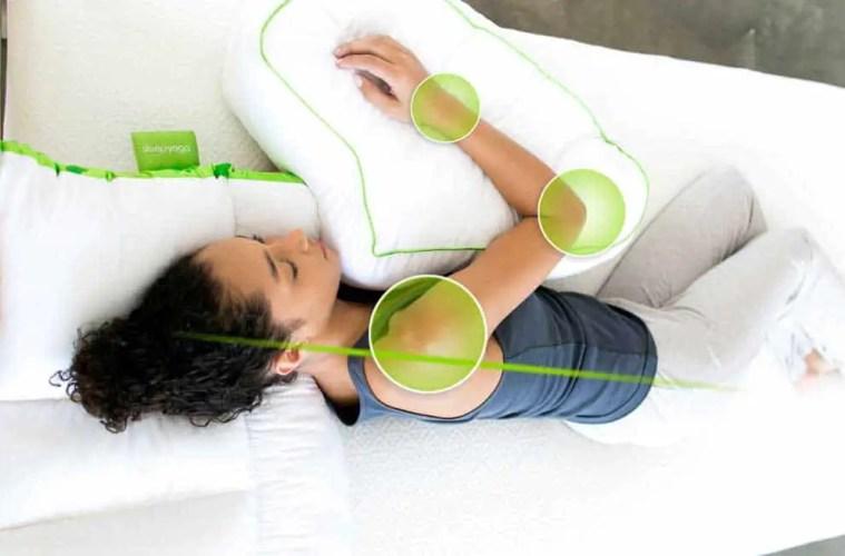 sleep-yoga-posture-pillows