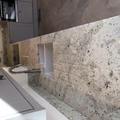 Blue Pearl Granite Kitchen Showroom Gallery - Hobbs Marble And