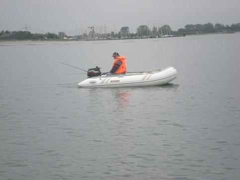 Einer der besten Fangplätze auf Plattfische ist der Fehmarnsund.