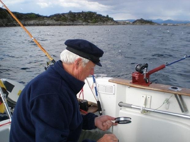 Angeln auf Meeresfisch
