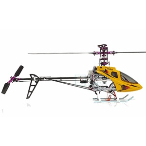 Carbon Fiber Esky Honey Bee KING II Electric RC Helicopter