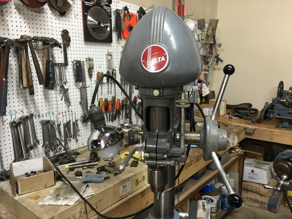 Drill Press Motor For Sale