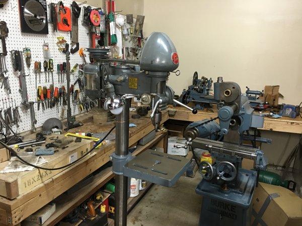Delta Dp220 Drill Press