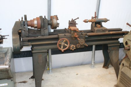 Old South Bend Lathe