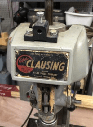 Clausing Mill For Sale Craigslist